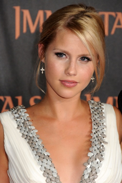Claire Holt @ 'The Immortals' Premiere in California November 7, 2011