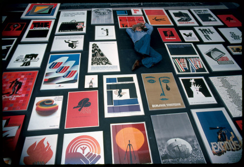 Saul Bass. Before I ever met him, before we worked together, he was a  legend in my eyes. His designs, for film titles and company logos and  record albums and posters, defined an era.  - Martin Scorsese zooms in on what made legendary designer Saul Bass great.