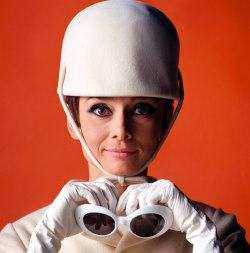 "Audrey Hepburn in ""How to Steal a Million"" (1966)"