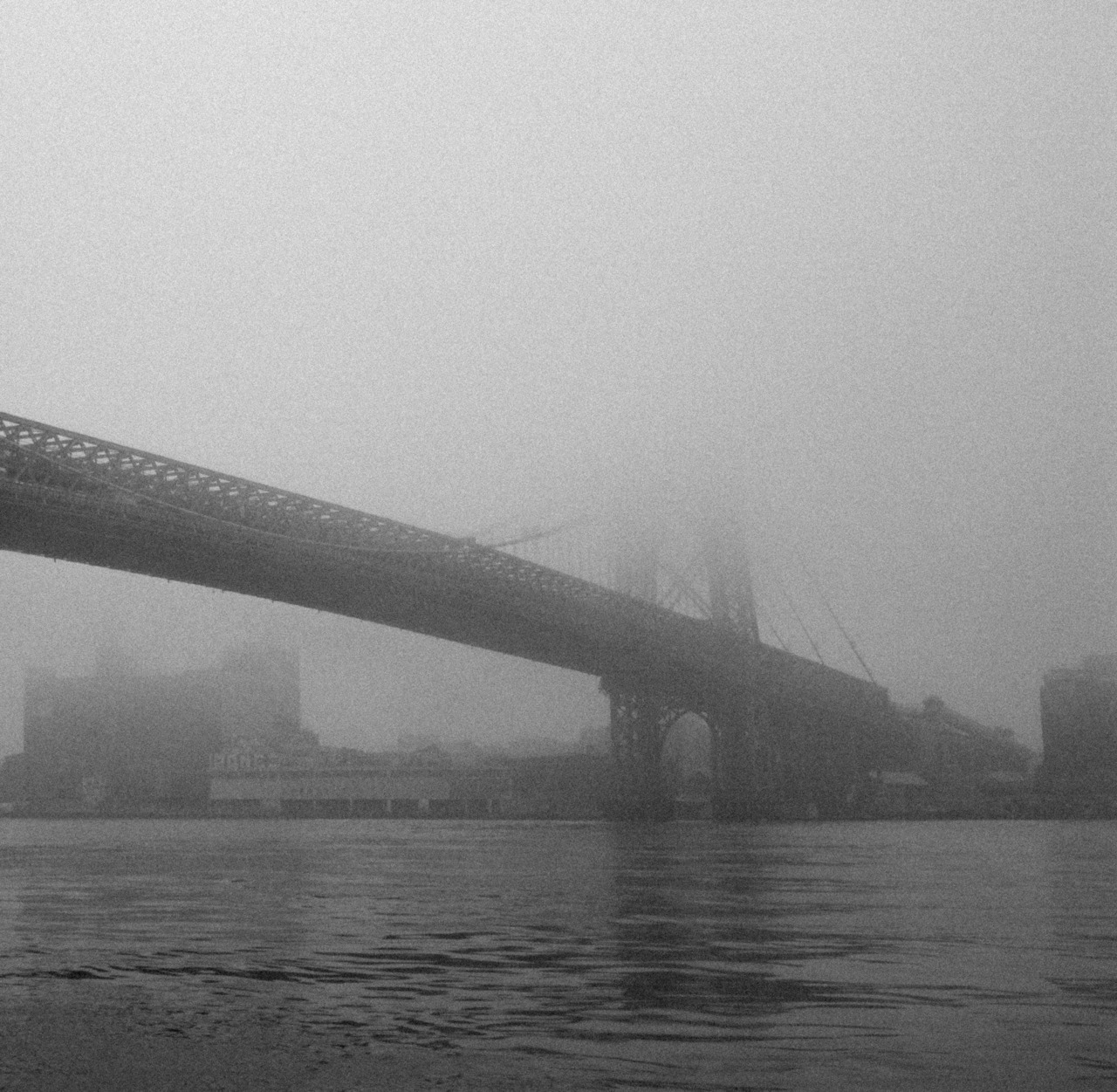 williamsburg bridge, nyc7:50am, 54°4 miles