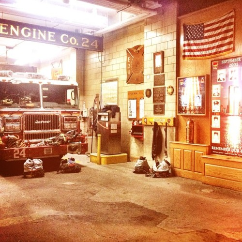 NYFD 4Ever (Taken with instagram)
