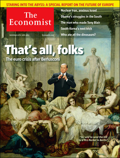 theeconomist:  Tomorrow's cover today: for the euro to survive, Italy must not fail. That will require leadership and courage.