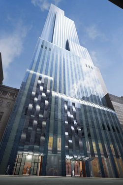 A new Park Hyatt luxury hotel planned for New York