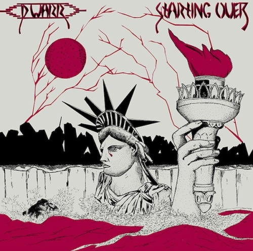 "Other Music on DWARR, Starting Over, the latest record from Drag City / Yoga Records (emphasis mine):  ""Drag City and Yoga continue their excavation of the works of Dwarr, a/k/a Duane Warr, a South Carolina native who in the mid-'80s put out a couple of completely unique privately pressed albums. Last year, the two labels collaborated to reissue Animals, Dwarr's second album from '86, which is a mind-blowing exercise in basement psychedelia and Dungeons & Dragons-inspired doom metal. That psychedelic part was most likely accidental, or a byproduct of the man's supposed drug intake at the time, but that's beside the point. One of the greatest strengths of Warr's music is that although the influences can be traced (Hendrix and Black Sabbath, I'm guessing), thanks to his limited means and vivid imagination it is 100% singular. While Starting Over, Dwarr's 1984 debut, is less heavy than its successor, it still exists in the same fantasy wasteland where Over the Edge and Conan the Barbarian exist side by side. Here, he alternately shreds like Eddie Van Halen on a bum trip and a drunk Steve Hillage, only to mellow out and go into Pink Floyd territory, and then there's my favorite song on the album, ""I've Been Thinking,"" where Warr does his best Jimi impression, except the treble is turned to 11 and it sounds like a horror film soundtrack. Non-rock, non-metal, non-normal human life, but always triumphant…Dwarr always wins!! (And for the full Dwarr experience, check out this video on YouTube.) [AK]""  Purchase at Other Music, Drag City, or itunes"