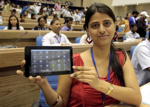 fastcompany:  The Big Ideas Inside A New Version Of India's $35 Aakash Tablet  What are the odds of me getting one of these during the Black Friday Sales?