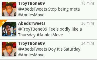 Let's get #AnniesMove trending guys; Community needs it :)