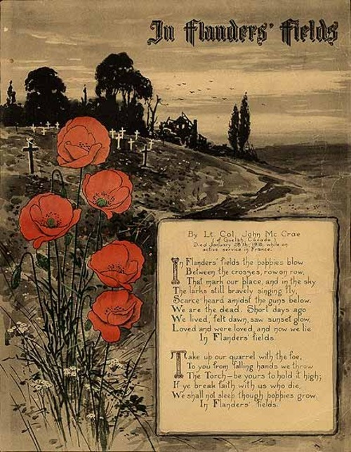 Lest we forget. 11/11/11 Remembrance day.