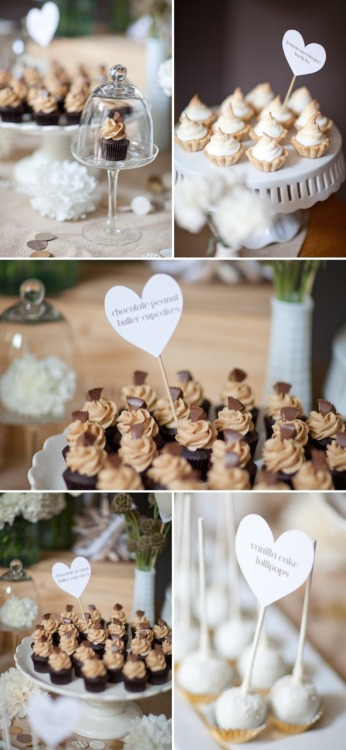 Reese's Pieces Wedding Theme!