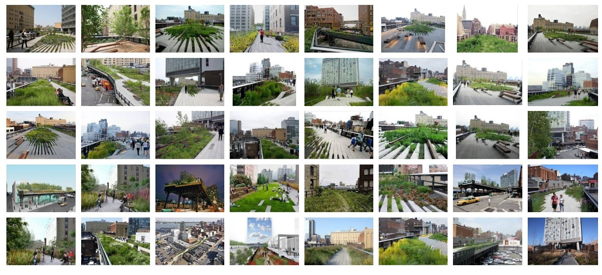 """High Line,"" Google Image search by Rob Walker, November 7, 2011."