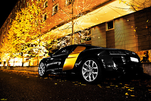 automotivated:  Black and Gold (by toffi:xc)