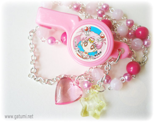 not a fan of chibiusa, but this is pretty hard to resist !G