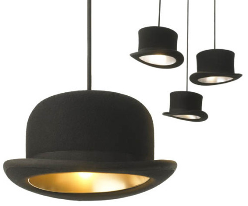 Hat Light Shades. I want this really bad