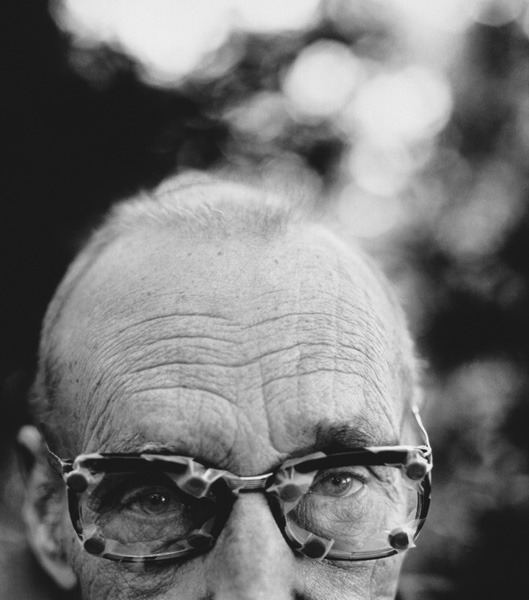 theconstantbuzz:  William S. Burroughs © Herb Ritts
