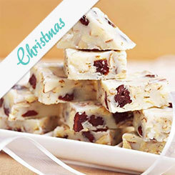 Cherry-Almond Fudge