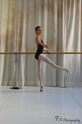 scrawnyballerina:  By F.Capo Photography
