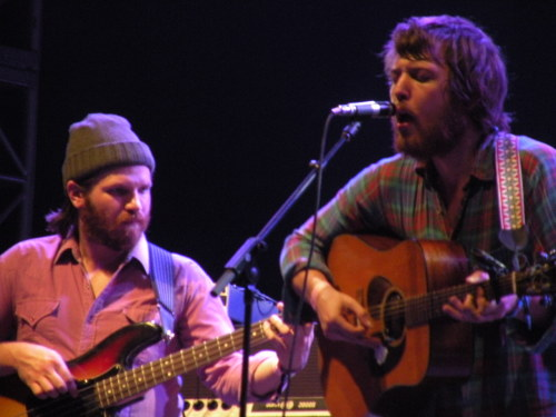 Fleet Foxes - Coachella 2009