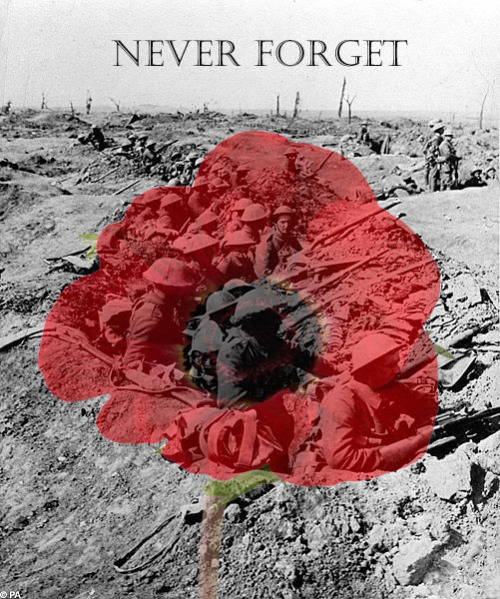 11am  11th November 2011  11/11/11 To Remember Forever