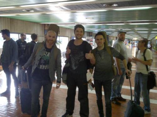 thescriptindonesia:  welcome to jakarta, @TheScript and @BenjaminSarge. :)