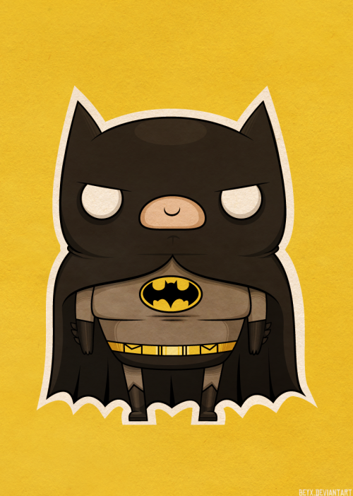 Batman - Requested by awesomeric