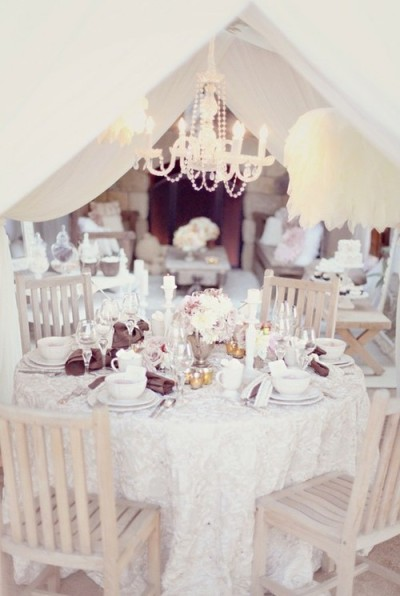 crossedkeysinn:  Classic elegance with a vintage country feel