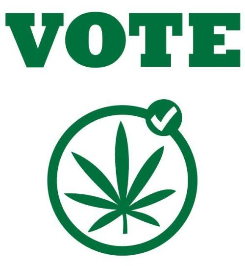 Vote ! For Cannabis !