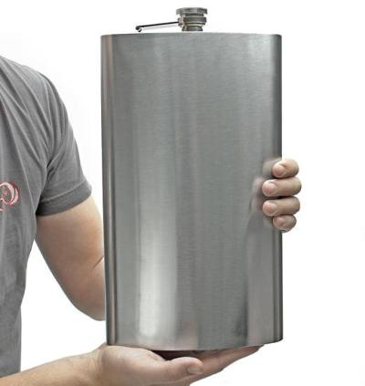 One Gallon Flask. That is all: http://thrl.st/onegallonflask