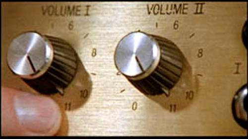 """The numbers all go to eleven…11…11…11"""