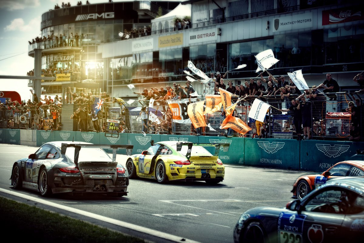 that911:  24 Hours of Nurburgring