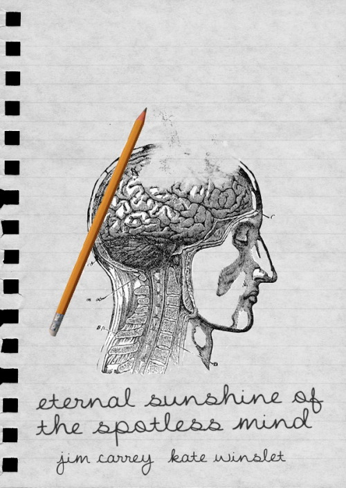 Eternal Sunshine of the Spotless Mind by Adam Armstrong