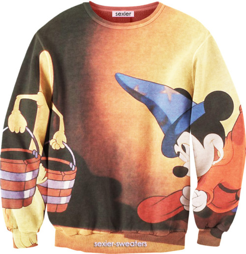 Disney's Fantasia Sweater