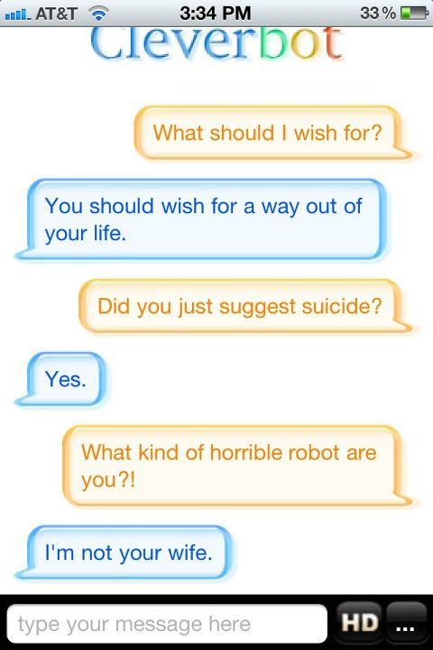 girl-and-her-robot:  sorry to have to tell you this twicr, but i think they're already trying to thin us out  It must be the 11-11-11 bug. The machines are turning on us. Run for the hills!
