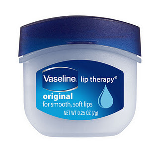 beautyvips:  Vaseline Original Lip Therapy I picked this little gem up today. I've used vaseline for years for various things. I saw this little container and had to get it. Seriously this thing is tiny, like the size of a piece of bubble gum. It made my lips instantly smooth.  Never underestimate the power of Vaseline!!  I keep this little jar in my car at all times.
