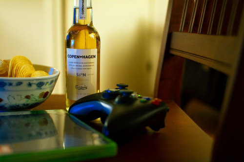 Tonight: Skyrim, Beer and Snacks.