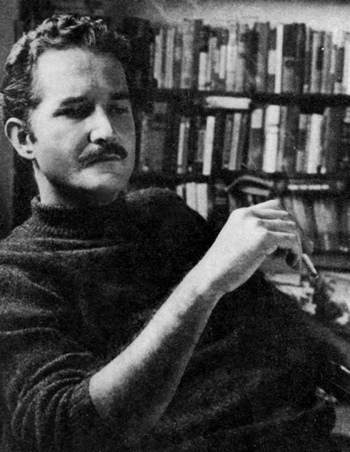 "Mexican novelist Carlos Fuentes - a giant in contemporary Latin American letters - was born Nov. 11, 1928… ""You start by writing to live.  You end by writing so as not to die.""     ―       Carlos Fuentes"