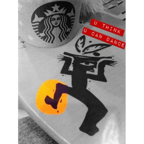 #jj #iphonephoto #starbucks *pr so u think u can #dance  (Taken with instagram)