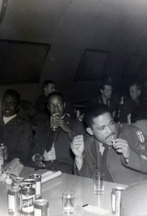 Officer's Club 1950's [Black Soldier Series] ©WaheedPhotoArchive, 2011