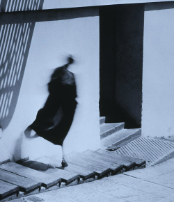 infinitellipsis:  Minor White - Movement studies Number 56, 1949