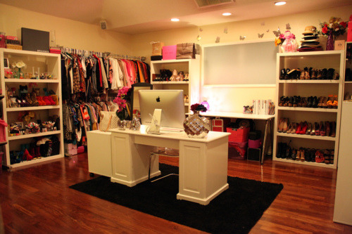 this closet would be my dream <3