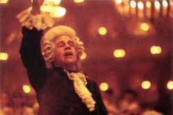 MOVIE CHALLENGE-Day 10 Movie that makes you fall asleep: Amadeus. I love this movie so much, but the soundtrack always lulls me right to sleep. It's one of those movies you love falling asleep while watching.