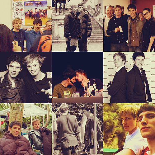 9 favorite photos » Bradley/Colin asked by beezypond