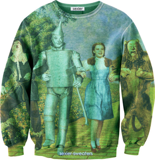 The Wizard of Oz Sweater