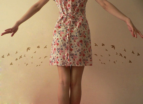 sparkgirl:  come fly by miss sundress on Flickr.