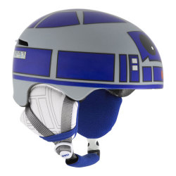 The Avid Grom R2-D2 Helmet