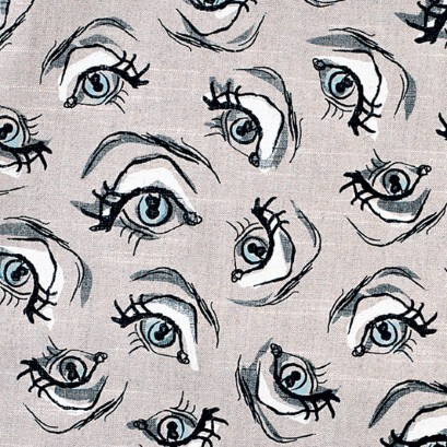 "Cecil Beaton's sketch of Greta Garbo's ""eyes"" link"