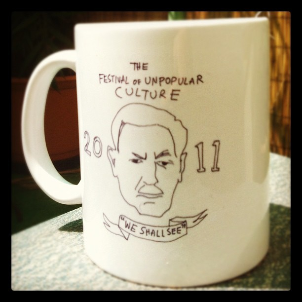 My new favourite mug. Thank you Nigel Koop.  (Taken with instagram)