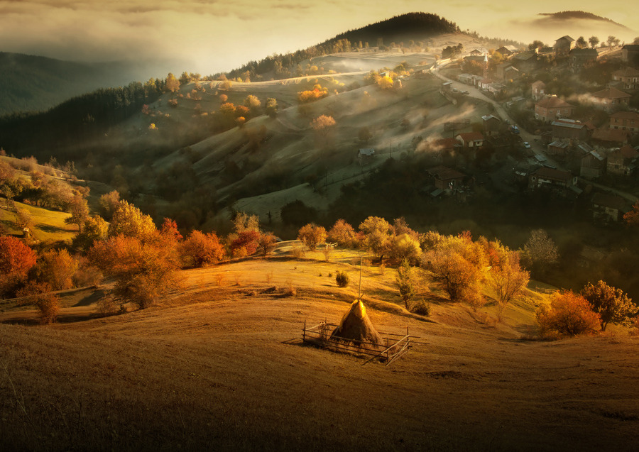 allthingseurope:  Rhodope Mountains, Bulgaria (via 500px by Albena Markova)  is this real life?