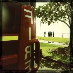 Firies Deserve A Break By The Seaside TooiPhone4 - Hipstamatic