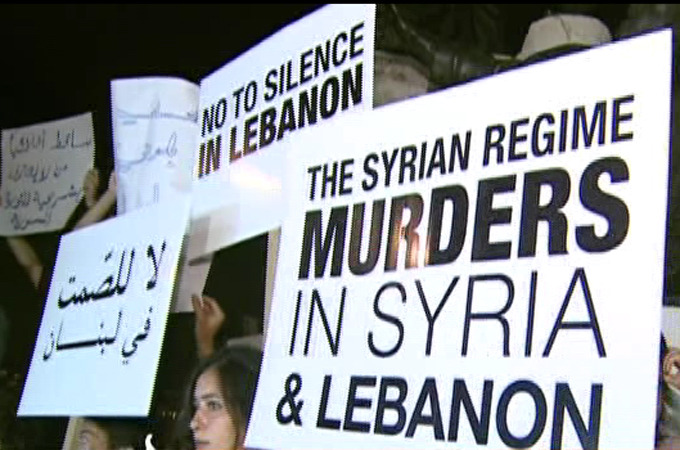 Syrian activists' dangerous haven in Lebanon | Bashar al-Assad's crackdown on dissent has reportedly spread to Lebanon, as activists in exile are targeted.