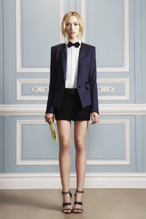 whitneychantalle:  Jason Wu Resort 2012