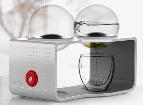 Bodum Coffee & Tea Maker concept